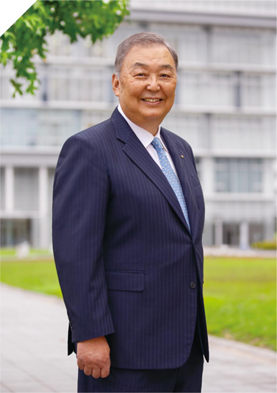 理事長 伊藤進吾